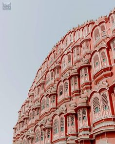 Travel guides for the subcontinent Amazing Architecture, Architecture Design, Jaipur India, Golden Triangle, Change, Pink Aesthetic, Beach Aesthetic, Italy Vacation, Go Camping