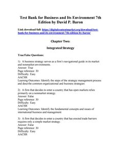 43 best test bank 2 images on pinterest in 2018 biochemistry download test bank for business and its environment 7th edition by baron fandeluxe Choice Image