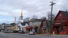 North Conway, New Hampshire, USA