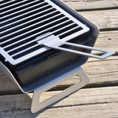 Bahí&Güell is a product design studio based near Barcelona. Rocket Heater, Rocket Stoves, Metal Furniture, Unique Furniture, Bbq Grill, Barbecue, Camping Fire Pit, Stainless Steel Grill, Grill Design