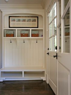 Mudroom Design, Pictures, Remodel, Decor and Ideas