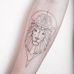 "Gefällt 6,080 Mal, 122 Kommentare - Melina Wendlandt (@xoxotattoo) auf Instagram: ""I STILL LOVE THESE LIONS. ➖️️RESPECT, DON'T COPY!➖ ✣ CHECK OUT MY STUDIO @vadersdye ✣"""