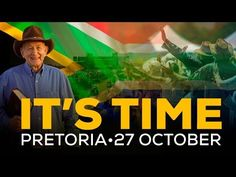 Another It's time event and what a great day it was coming together with thousands of our fellow South African brothers and sisters to pray for our nation.