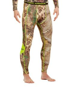 1f7a7a97c8 Under Armour Men's ColdGear® Evo Scent Control Leggings Medium REALTREE  AP-XTRA Mens Hunting