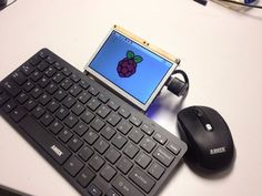 Raspberry Portable Pi Laptop