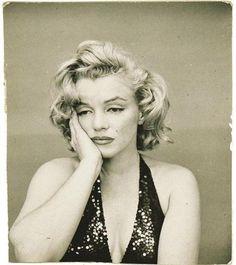 Marilyn Monroe par Richard Avedon, 6 mai 1957