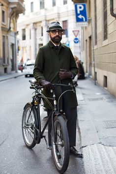 beardbrand:  European Street Style