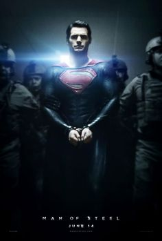 New 'Man Of Steel' Poster Is Here - Forbes (@MarkHughesFilms)