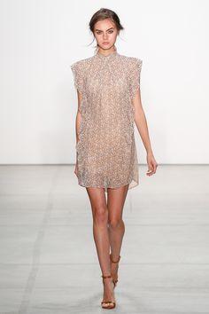 New York Fashion Week, 8 September, Marissa Webb Spring 2017 Ready-to-Wear Fashion Show