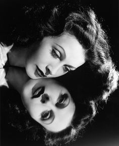 Hedy Lamarr, 1940s