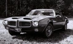 Pontiac Firebird 1972