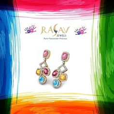 Let the #colors of #Holi2017 #spread the #message of #peace and #happiness with @rasavjewels