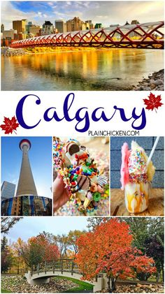 Calgary, AB Canada - where to stay, what to do and where to eat! The BEST burgers, crazy milkshakes and ice cream. Also the best spot to watch the sunset. Alberta Canada, Vancouver, Calgary Canada, Montreal Canada, American Express Rewards, Canada Winter, Canada Travel, Canada Trip, Canada Canada