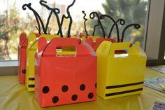 Favor.. Maite´s Birthday ladybug and bee