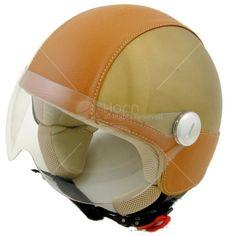 Vendita Caschi Online CV407 #hornhelmet #helmet #casco #personalizzato #custom #beige