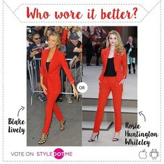 Who do you think is owning the look? We love them both though!  #girllove #slay #whoworeitbetter #whichone #whoworeitbest #stylegram #lovefashion #igdaily #stylebloggers #fashiongram #stylegram #lovefashion #SDMstylesnap #styledotme #fashionable #wearwhatyoulove #trending #actress #bollywood #streetstyle #bloggers #instantfashion #instantadvice