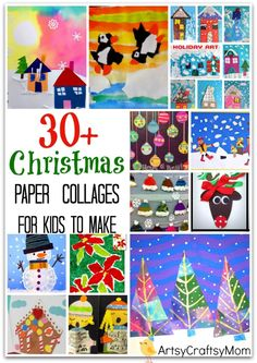 158 best holiday art projects images on pinterest christmas crafts