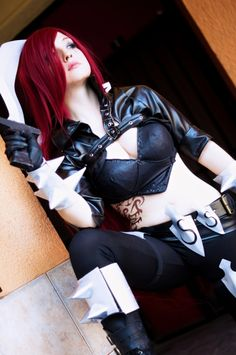 cosplay-katarina-league-of-legends