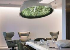 Réalisations - Marotte - Hotel Pullman London - Corian Sculpté - Design by Marotte