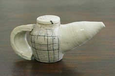 tea pot, Kim Hono (金憲鎬) #ceramic #pottery #art #japan