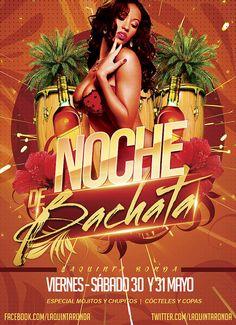 #noche de bachata