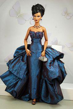 A gown for Anais | habilisdolls.com/ | habilisdolls | Flickr