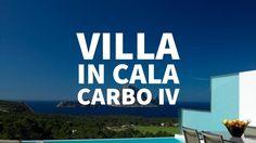 Villa in Cala Carbo IV en Cala Vadella, Ibiza, España. Visita Villa in C...