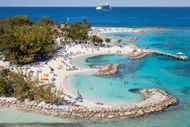 CocoCay, Bahamas- New Years Eve!!!  We absolutely loved it this past July!!  Cant wait to celebrate there!!