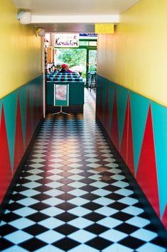 Best. Hallway. Ever.