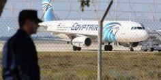 EgyptAir hijack: Man surrenders at Larnaca airport