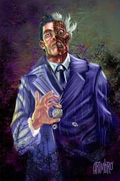 13 Nights 2008 TWO-FACE by Grimbro.deviantart.com on @deviantART