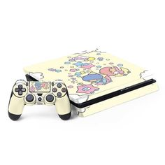 Personalize your Slim Bundle with the Little Twin Stars Floating Slim Bundle Skin by Skinit. Buy the Sanrio Little Twin Stars Floating Slim Bundle Skin online now. Nerdy Things, Nice Things, Polaroid Instax, Ps4 Skins, Kawaii Stuff, Sanrio Characters, Little Twin Stars, Game Controller, Retro Aesthetic