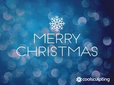 Have yourself a merry little #Christmas...The CoolSculpting family wishes you a joyful holiday!