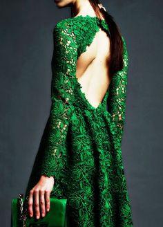 Emerald Green Valentino Resort 2013