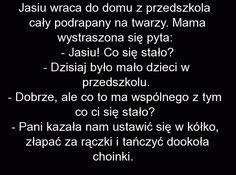 Fishki.pl - nigdy nie trać dobrego humoru! - Fishki.pl… na Stylowi.pl Very Funny Memes, Wtf Funny, Keep Smiling, Motto, Texts, Haha, I Am Awesome, Funny Pictures, Jokes