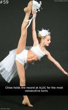 Chloe Lukasiak Dance Moms Fact