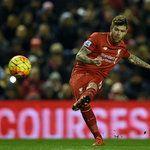 Alberto Moreno's Liverpool rise under Jurgen Klopp