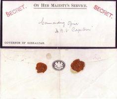 Top Secret: gobernador Liddell... de la colección Fernando Martínez