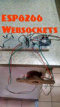 ESP8266 with Websockets