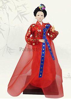 """Korean Doll - Korean toy- 30cm/11.8"""" tall - Asian Doll - ... https://www.amazon.com/dp/B00O0RJ5R8/ref=cm_sw_r_pi_dp_x_2ynPxb0QFD569"""