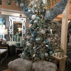 """Diva Georgetown on Instagram: """"DIVA Christmas never disappoints! . . . . #interiors #inspiration #interiordecor #interiordesign #homedecor #homedesign #housedesign…"""" Christmas Decorations, Christmas Tree, Holiday Decor, Georgetown Texas, Visit Texas, Interiordesign, Austin Tx, Home Furnishings, Home Accessories"""