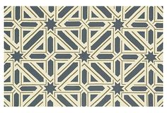 Winston Outdoor Rug, Slate/Taupe | Step Outside | One Kings Lane