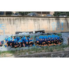 #graffiti  #wallart #walls #wall #graffitiart #ontheroad #wild #urbanart #arteurbano #graff #daycolors  #spraypaint #blegends #bcnlegends  #platform58 #barcelona #mtncolors #belton #flame #bombing #mural  #ironlak #mtn #hiphop by urbangraffitis