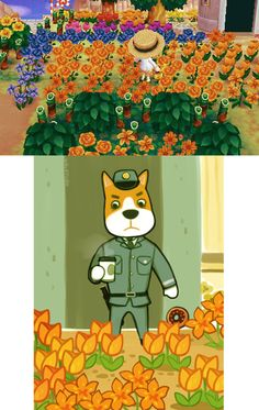 """""""Some suspicious gardening activity going on here."""" """"Some suspicious gardening activity going on here."""" """"Some suspicious gardening activity going on here."""" """"Some suspicious gardening activity going on here. Animal Crossing Fan Art, Animal Crossing Memes, Animal Crossing Villagers, Acnl Art, Overwatch, Ac New Leaf, Happy Home Designer, City Folk, Cute Games"""