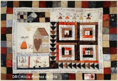 SISTERS By Alicia Montes de Oca & Sissi Quilting & Stitch