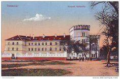 Timisoara - Castelul Huniade - inainte de 1900