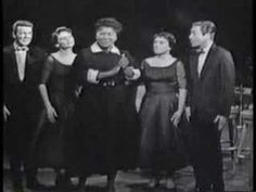 Down By The Riverside-Mahalia Jackson on the Nat King Cole show