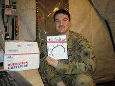 Want to Make Someone's Day? Sponsor an Operation Gratitude Care Package!