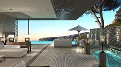 oceanfront private #villa w/pool | Baptise Bohu... Nice spot to relax on a Saturday! Ron Tha Writer !