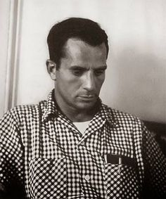 Jack Kerouac 1956 (by Walter Lehrman) Jack Kerouac Quotes, Hippie Movement, Allen Ginsberg, Poetry Foundation, Handsome Jack, Beat Generation, Writers And Poets, American Literature, Book Writer